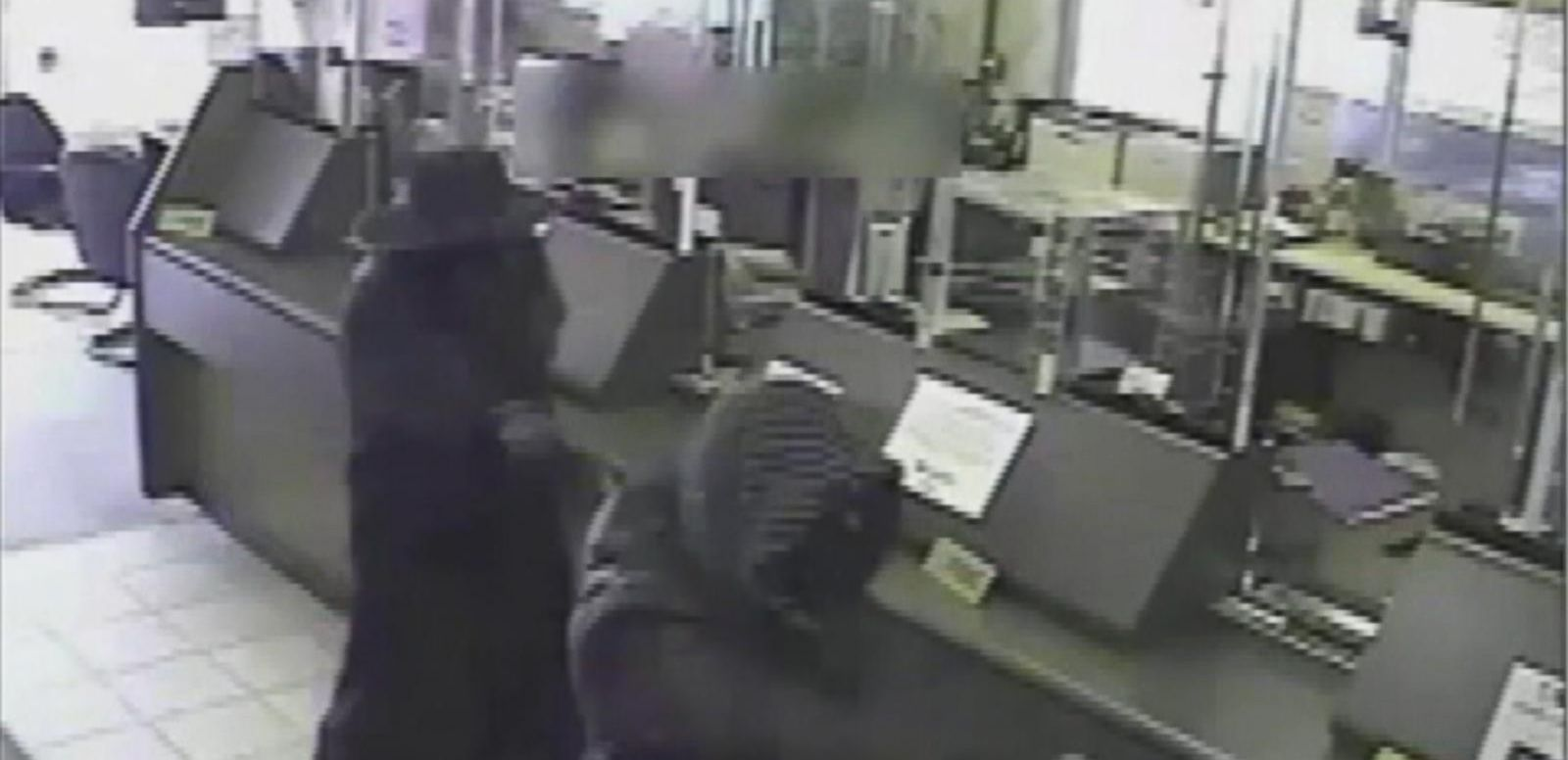 VIDEO: 'Black Hat Bandits' Strike Again in Virginia