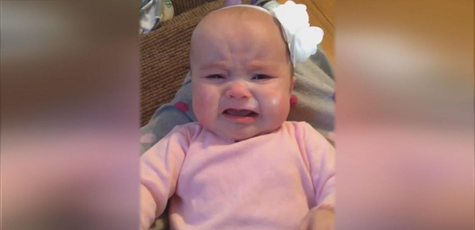 VIDEO: Taylor Swift's Song Makes This Baby Stop Crying