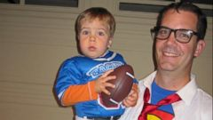 VIDEO: Chris Kmetz, a Superman-fan and father of two toddlers, donated his kidneys after he was in a fatal car accident.