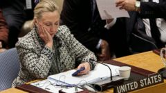 VIDEO: Hillary Clinton Asks State Department to Publicly Release Emails