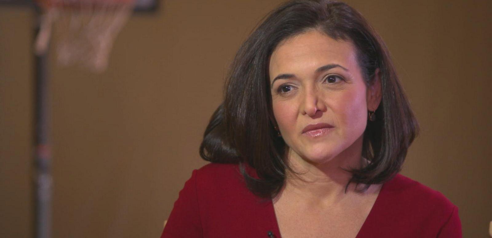 VIDEO: Sheryl Sandberg's Advice to Men: 'Lean In Together'