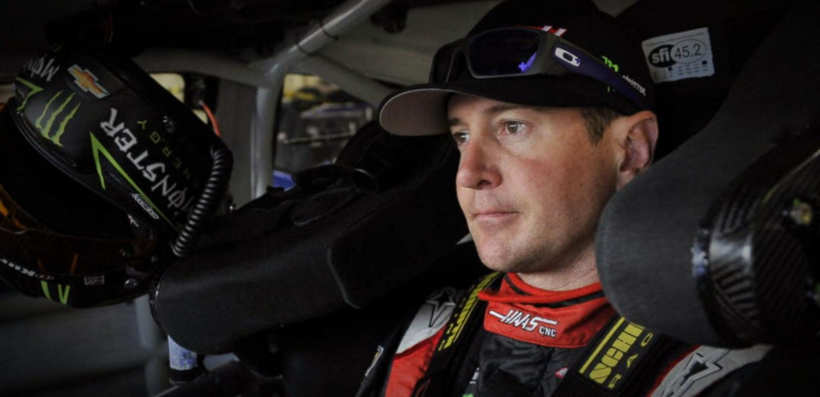 VIDEO: The NASCAR driver could be reinstated after receiving a lifetime ban from racing.