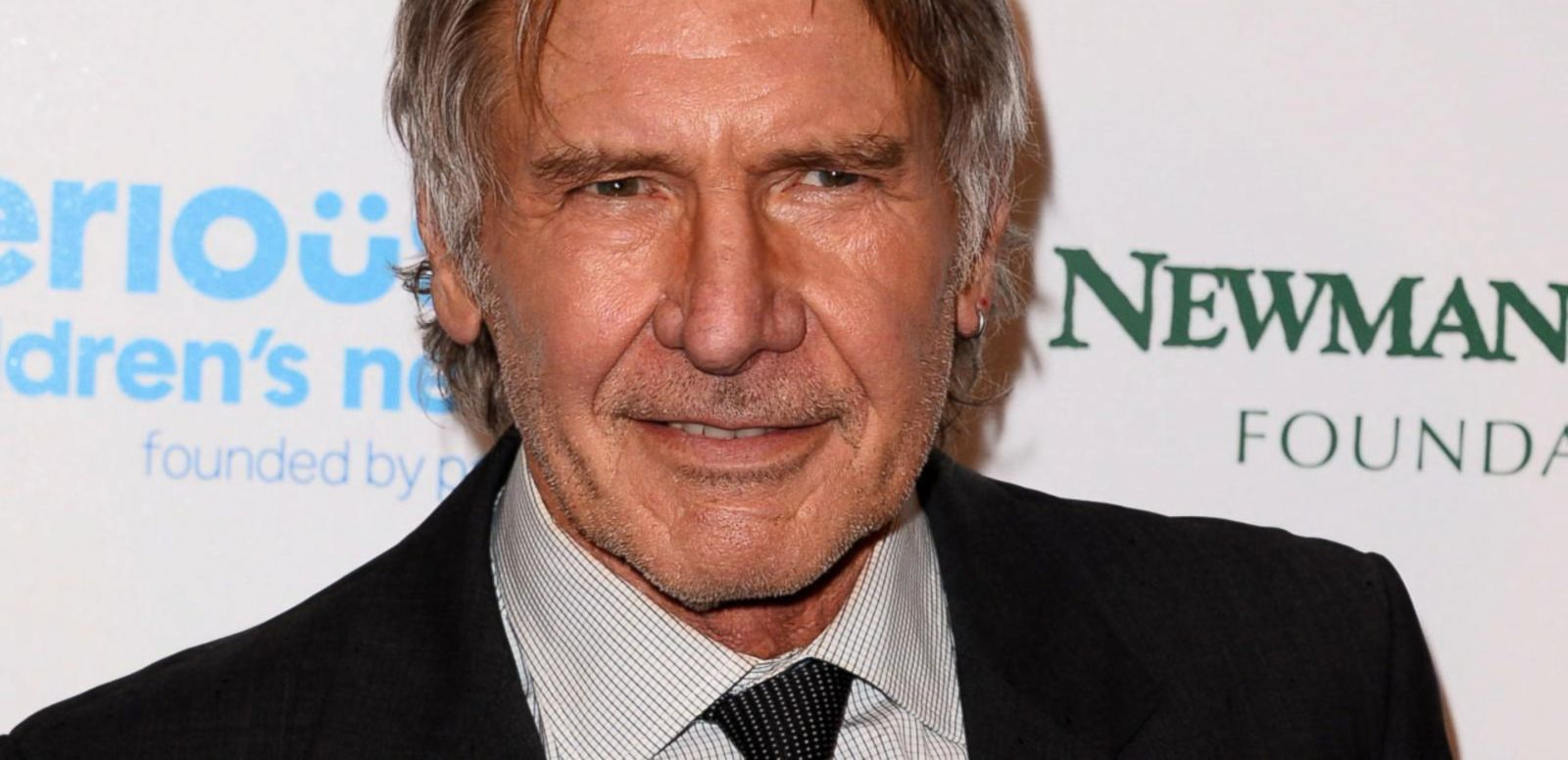 VIDEO: The 72-year-old Star Wars actor experienced engine failure while flying his WWI era aircraft.