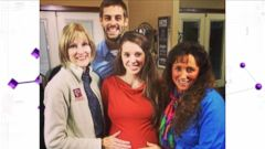 VIDEO: Jill Duggar and Derick Dillard Celebrate a Baby Shower at the Olive Garden
