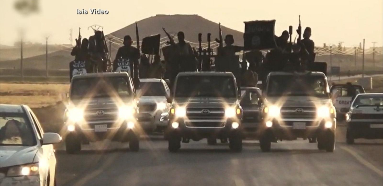VIDEO: Islamic State Hacking Division Threatens US Service Members