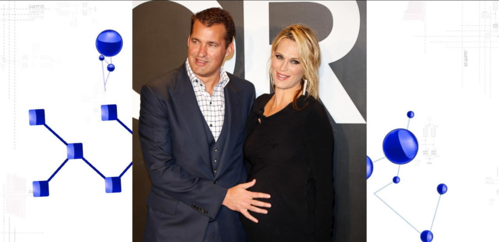 VIDEO: Molly Sims Welcomes Second Child