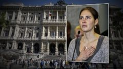 VIDEO: Amanda Knox Trial: Judgment Day