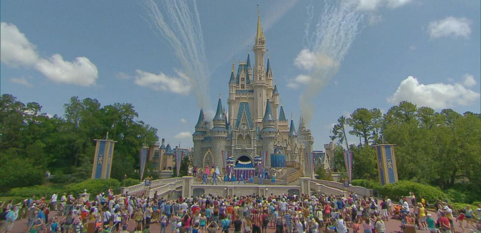 VIDEO: Special Family Gets Disney Trip of a Lifetime