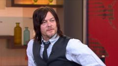VIDEO: Norman Reedus: Fans Can Expect Twists and Turns in Walking Dead Finale