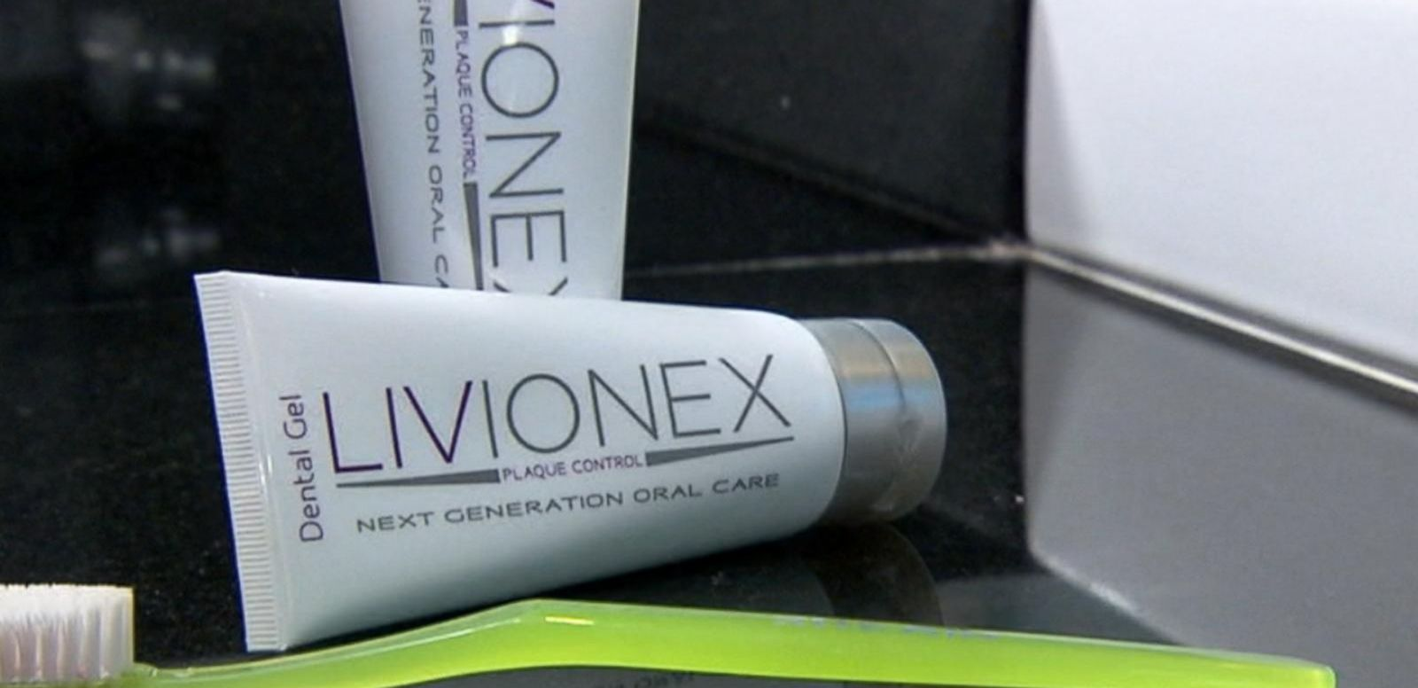 VIDEO: Upscale Toothpaste Claims to Repel Plaque