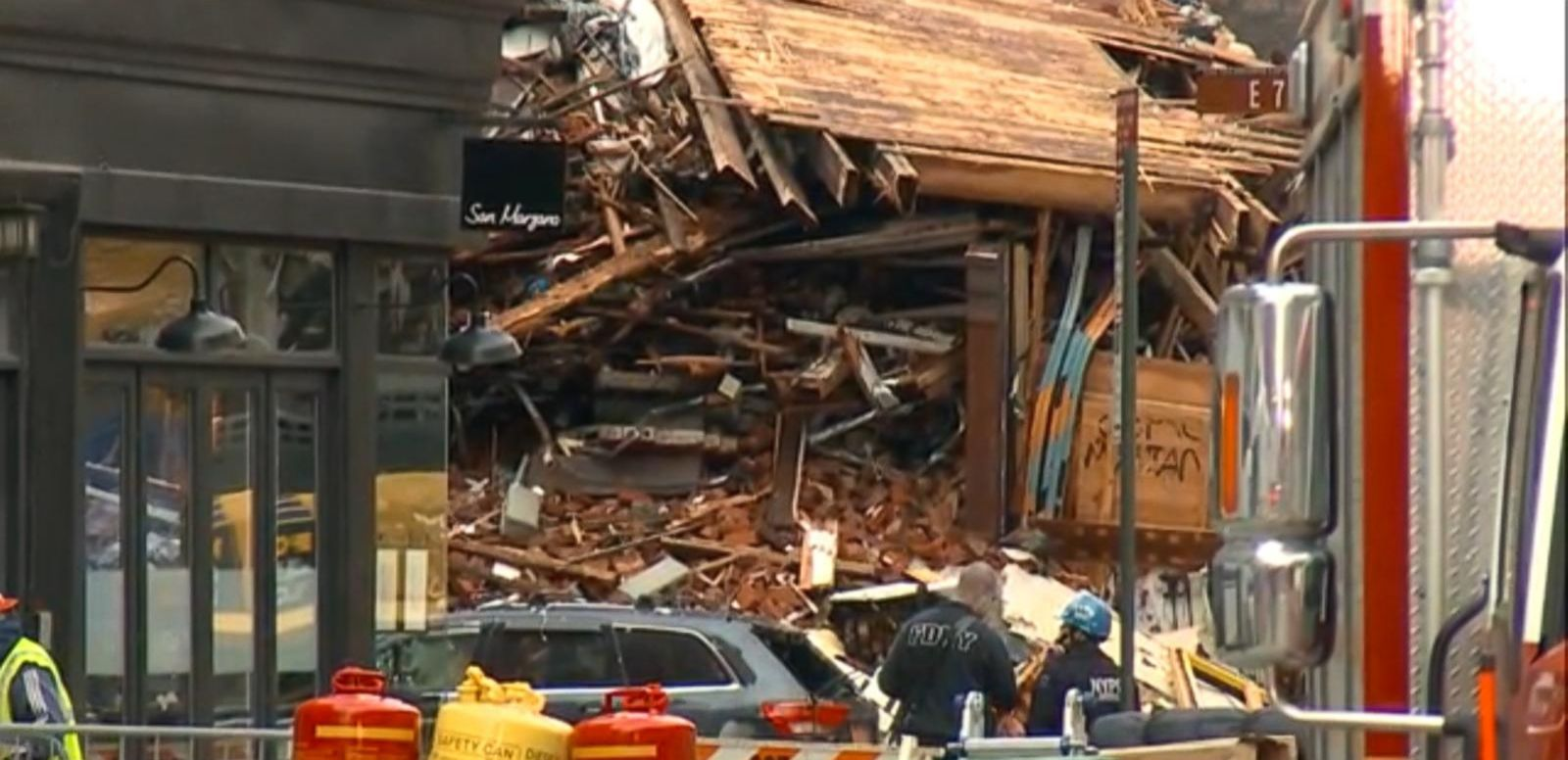 VIDEO: 'Impropriety' May Have Led to New York City Explosion