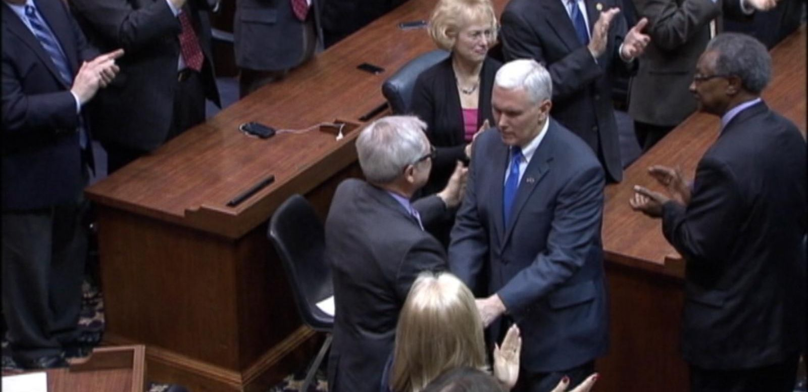 VIDEO: Indiana Governor May Backtrack on Religious Freedom Bill