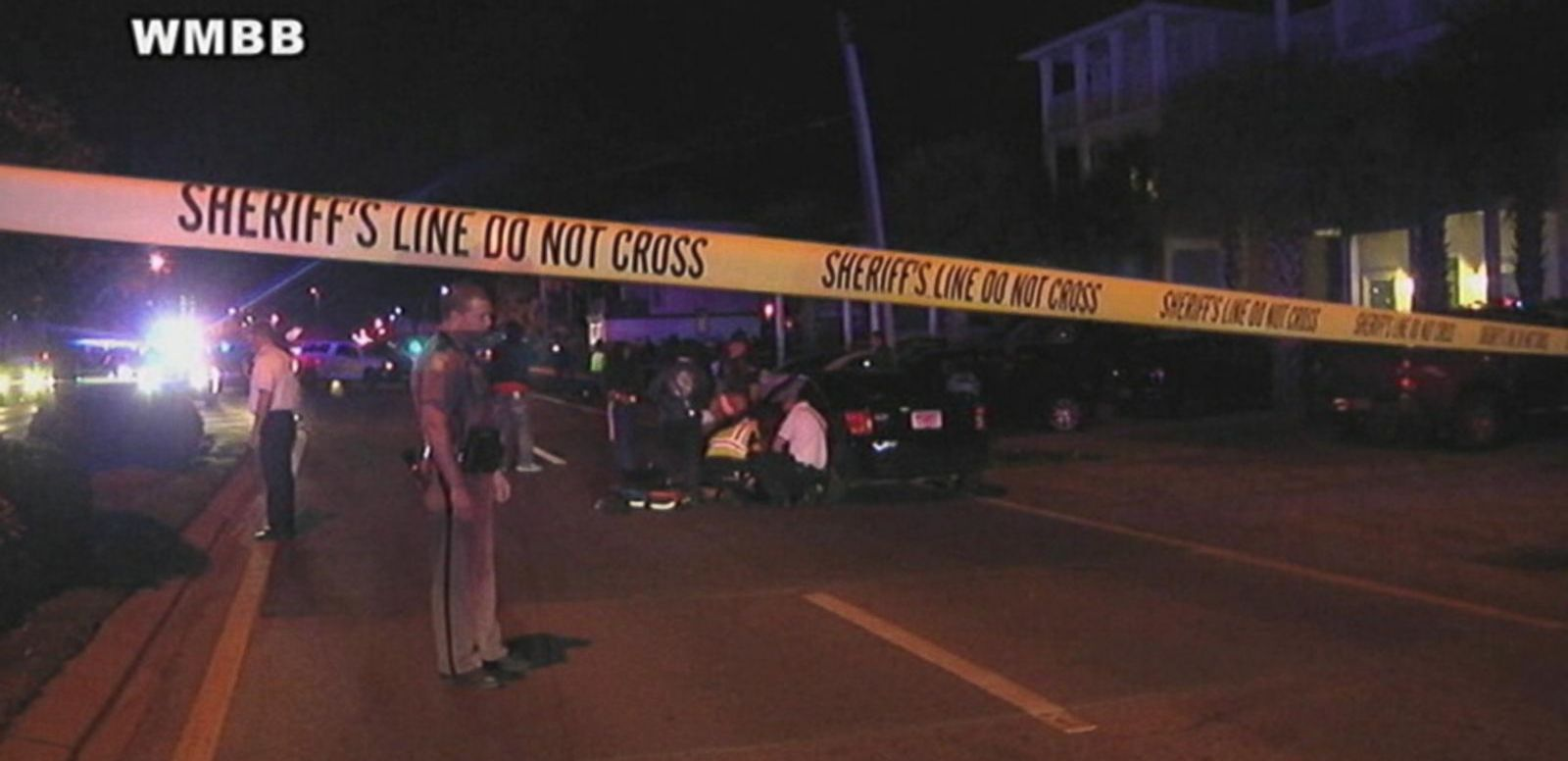 VIDEO: Florida Spring Break Party Ends With 7 Shot
