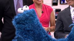 VIDEO: Cookie Monster Takes on New Role