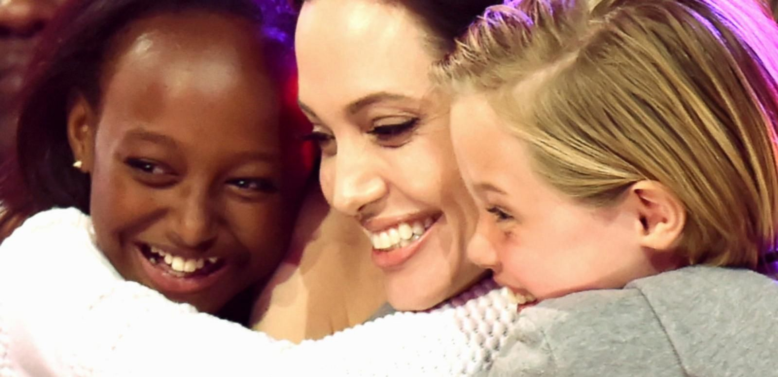 VIDEO: Angelina Jolie Makes Her 1st Post-Surgery Appearance