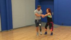 VIDEO: Dancing With the Stars Noah Galloway Continues to Inspire