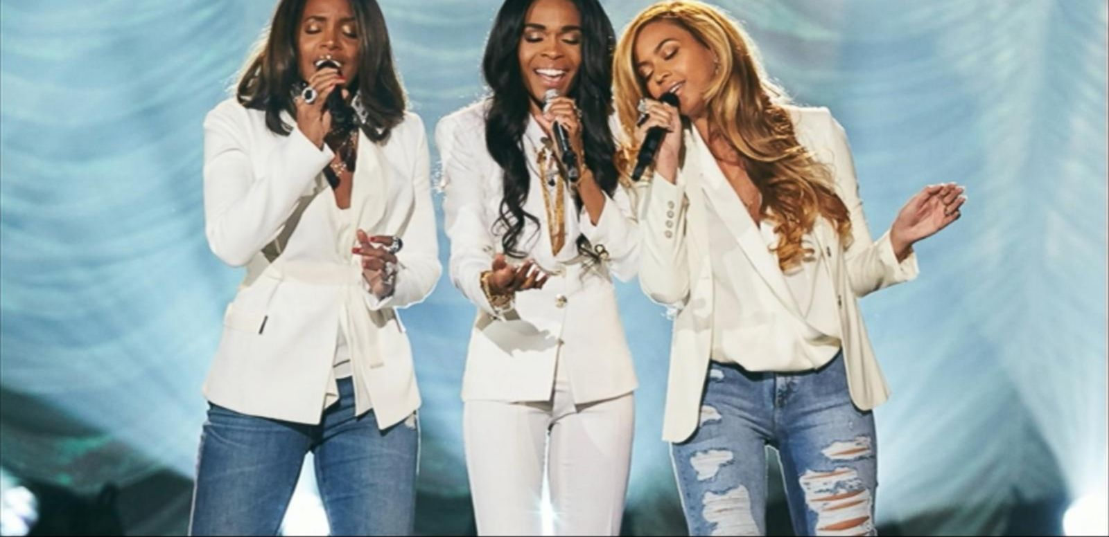 VIDEO: Beyonce, Kelly Rowland, Michelle Williams Take the Stage at Stellar Awards