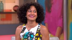 VIDEO: Tracee Ellis Ross, Star of the Hit Comedy Blackish, Live on GMA