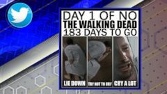 VIDEO: The Walking Dead Fans Take to Social Media After Season Ender