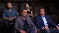 VIDEO: Arnold Schwarzenegger Is Back In Terminator Genisys