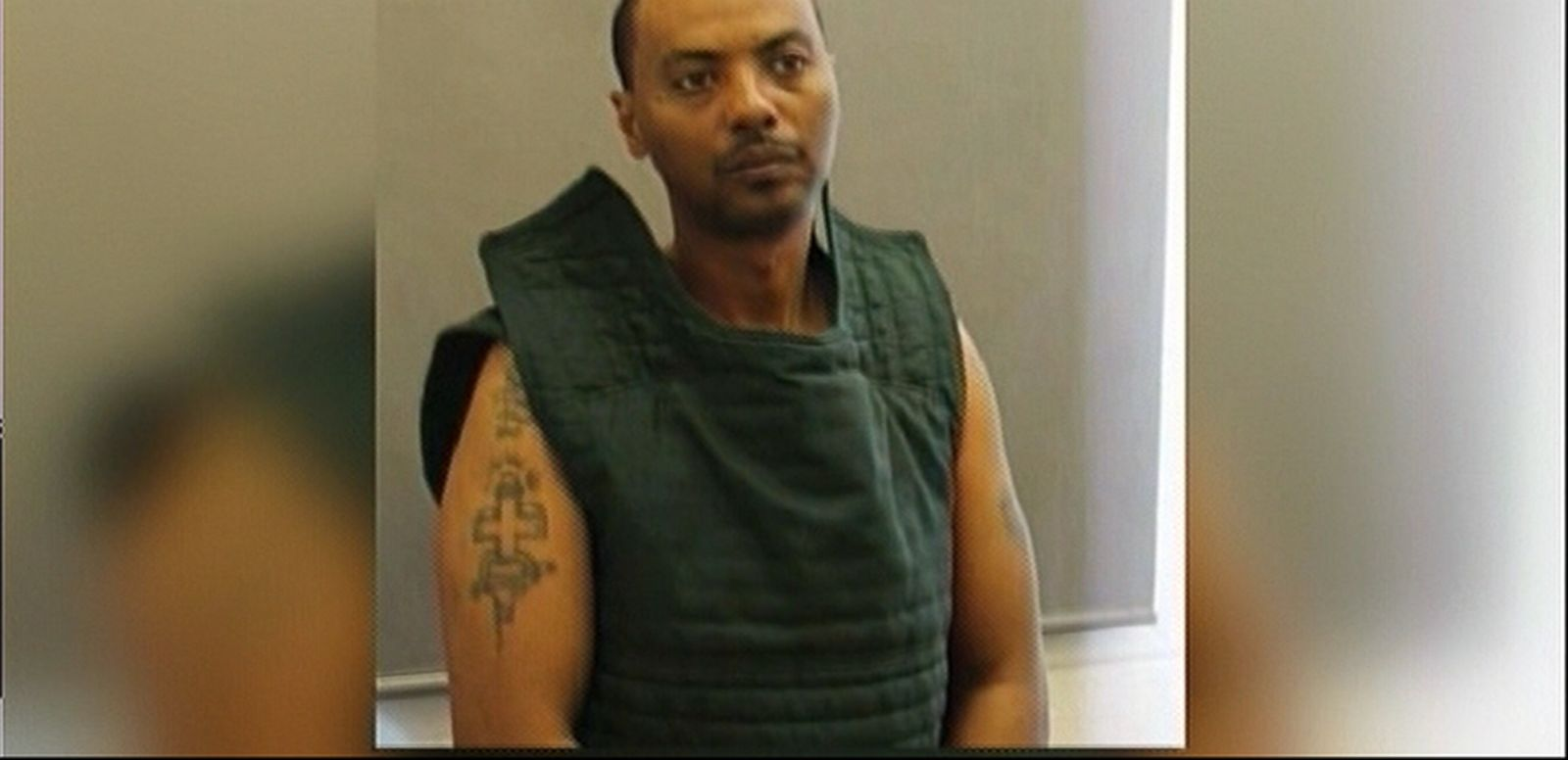 VIDEO: Wossen Assaye was arrested in Washington, D.C. after a massive manhunt following his escape from a Virginia hospital this morning.