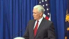 VIDEO: Mike Pence Admits Mistakes in Religious Freedom Controversy