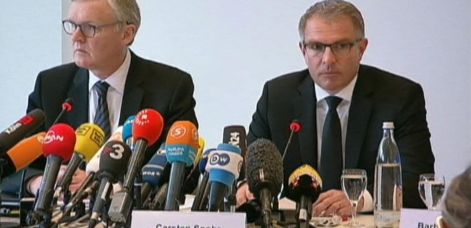 VIDEO: Airline Admits It Knew About Andreas Lubitz's 'Severe Depression'