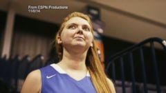 VIDEO: Freshman college basketball player Lauren Hill, 19, has died of her brain tumor.