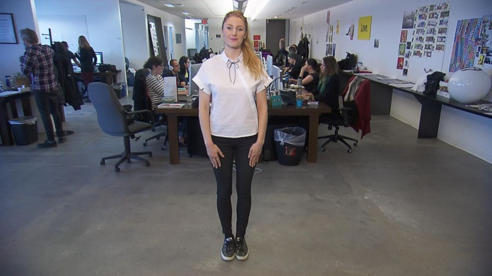 Woman Wears Same Outfit to Work Every Why Matilda Kahl Decided to Wear Same Look Every Day ...