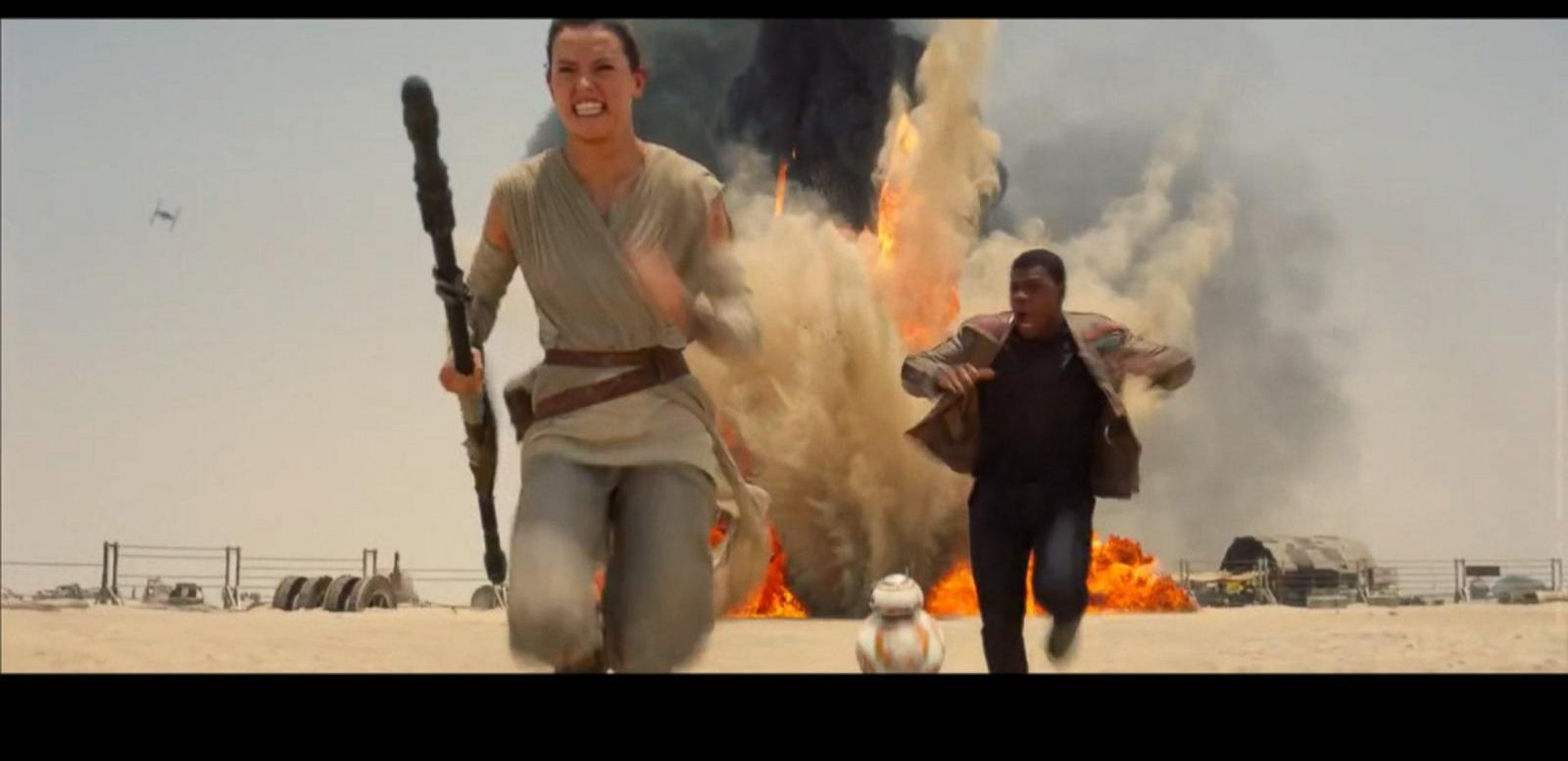 VIDEO: New 'Star Wars' Trailer Excites Fans