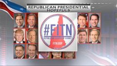 VIDEO: New Hampshire Welcomes Potential GOP Presidential Candidates