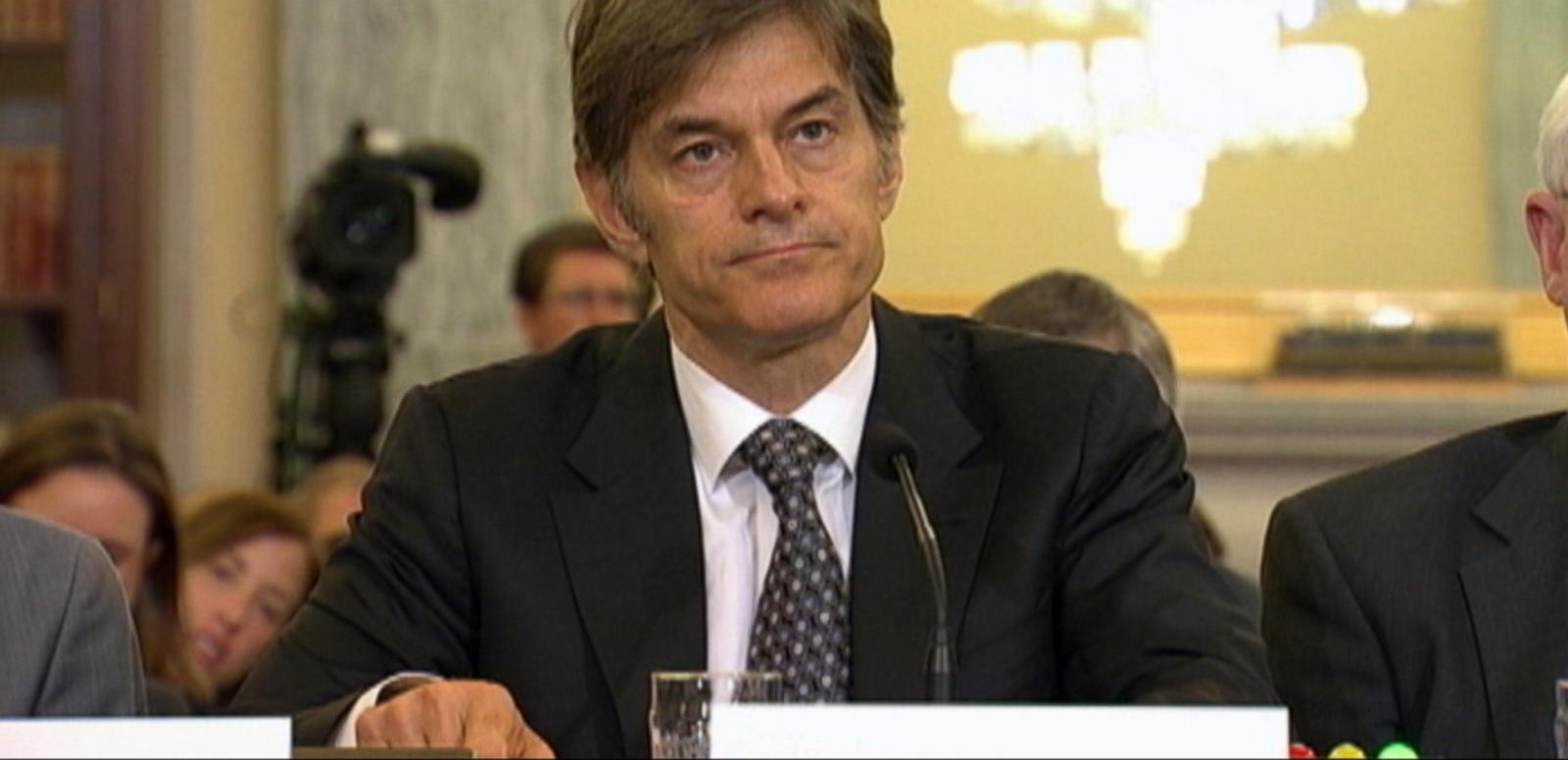 VIDEO: Letter Calls for Dr. Oz to Lose Position at Columbia University