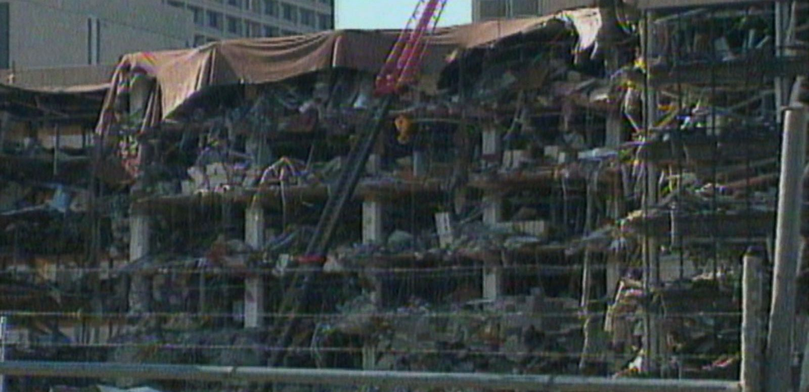 VIDEO: Oklahoma City Bombing Remembered 20 Years Later