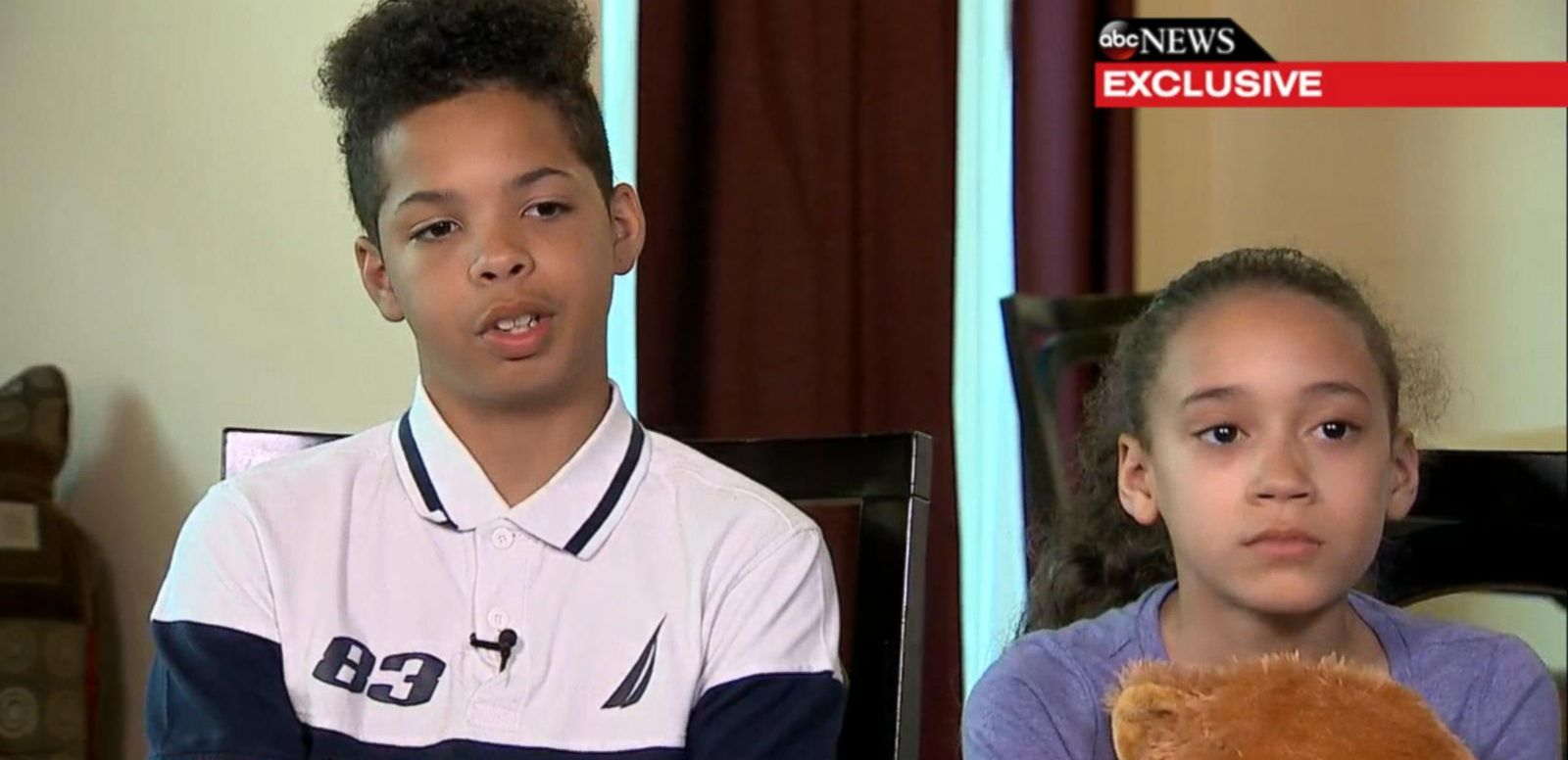 VIDEO: Maryland Teen Describes Ingenuity Used to Save Family From Fire