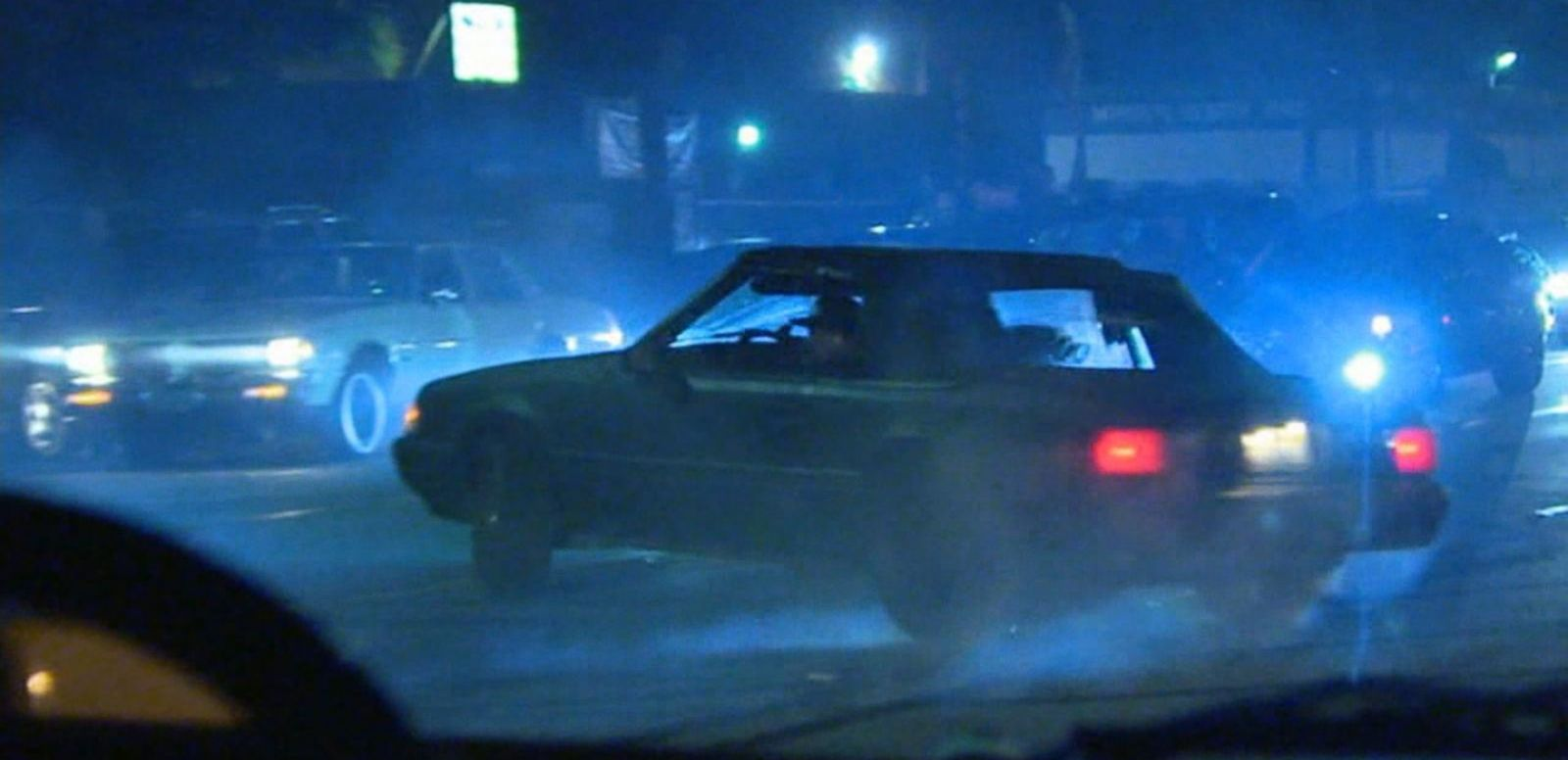 LA Street Race Ends With Impound Cars, Several Arrests