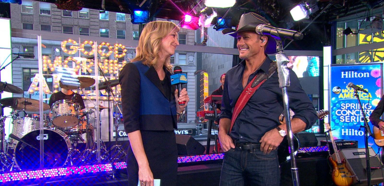 Tim McGraw Discusses His Upcoming Summer Tour