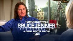 VIDEO: Bruce Jenner Talks to Diane Sawyer in The Interview