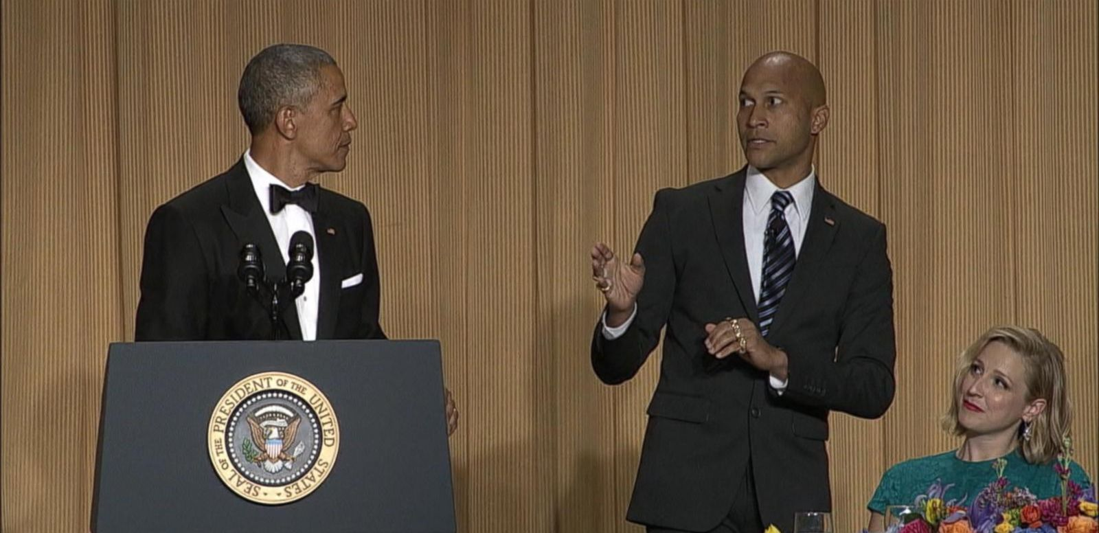 VIDEO: White House Correspondents' Dinner Punchlines Pack a Punch