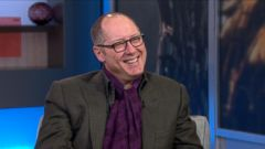 VIDEO: James Spader Dishes on His New Role in The Avengers: Age of Ultron
