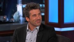VIDEO: Patrick Dempsey Opens Up About His Surprising Exit From Greys Anatomy