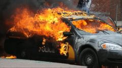 VIDEO: Baltimore Protests Devolve Into Lawlessness