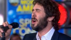 VIDEO: Josh Groban Sings What I Did for Love