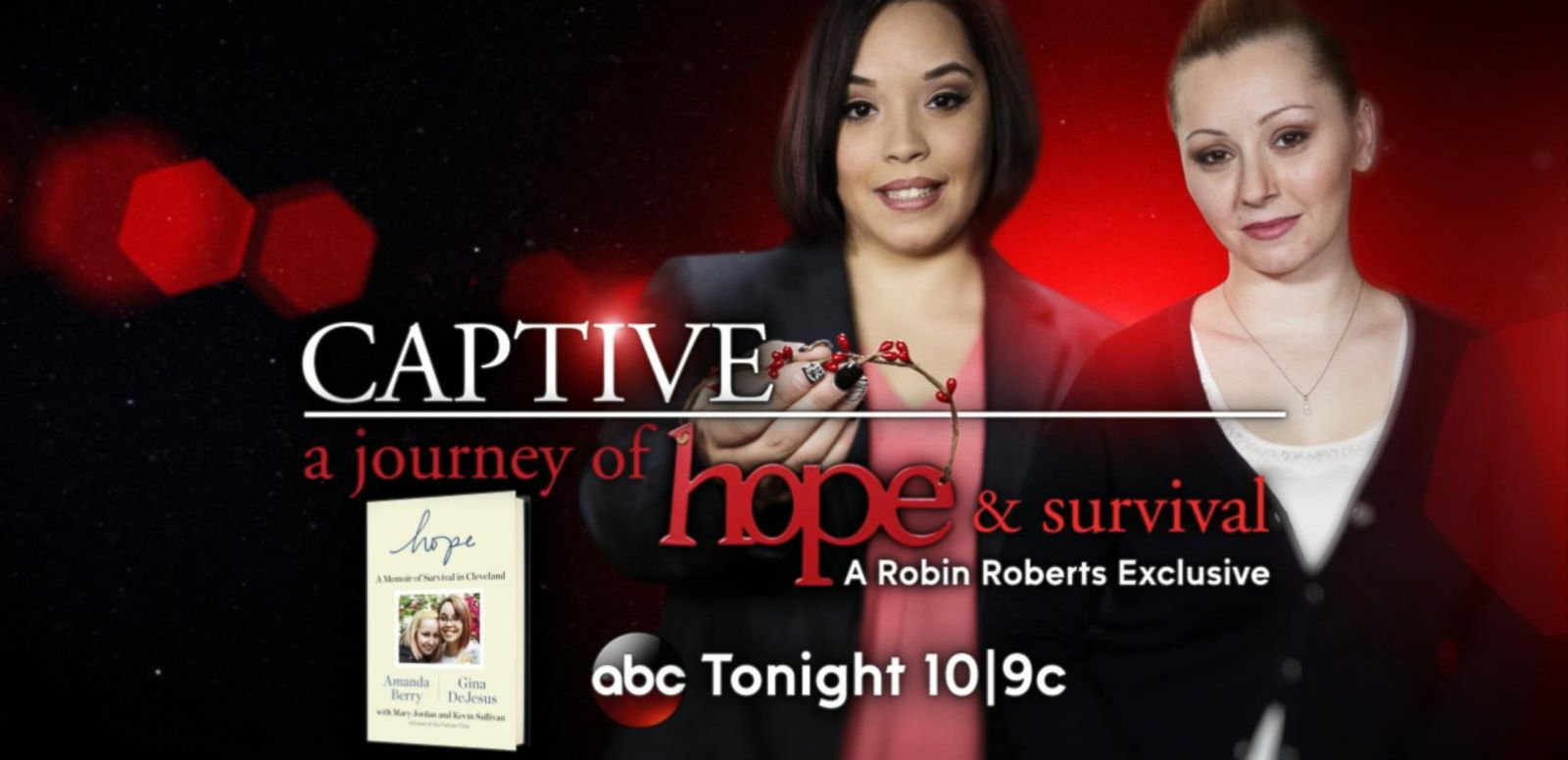 VIDEO: Amanda Berry, Gina DeJesus on Their Improbable Survival Story