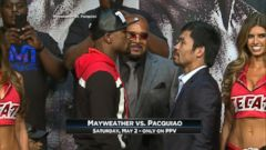 VIDEO: Scoring Tickets for Mayweather, Pacquiao May Be Next to Impossible