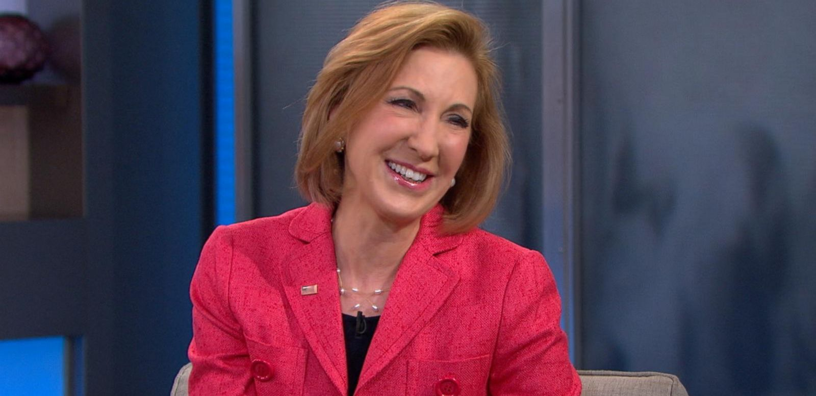 VIDEO: Presidential Candidate Carly Fiorina Releases New Book