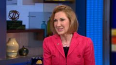 VIDEO: Carly Fiorina Announces 2016 Presidential Campaign Live on GMA