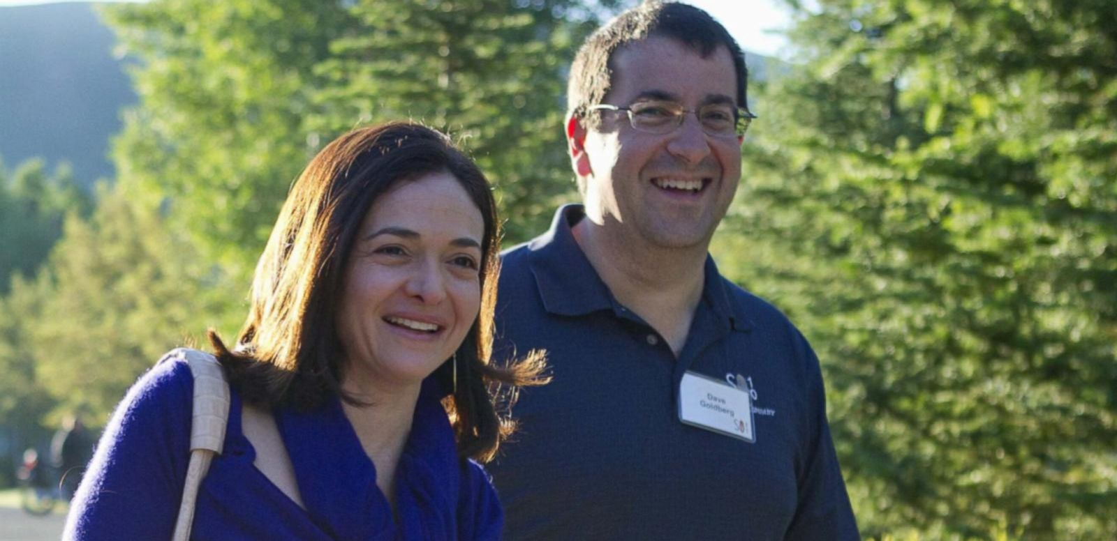 VIDEO: Sheryl Sandberg Faces Life Without Husband Dave Goldberg