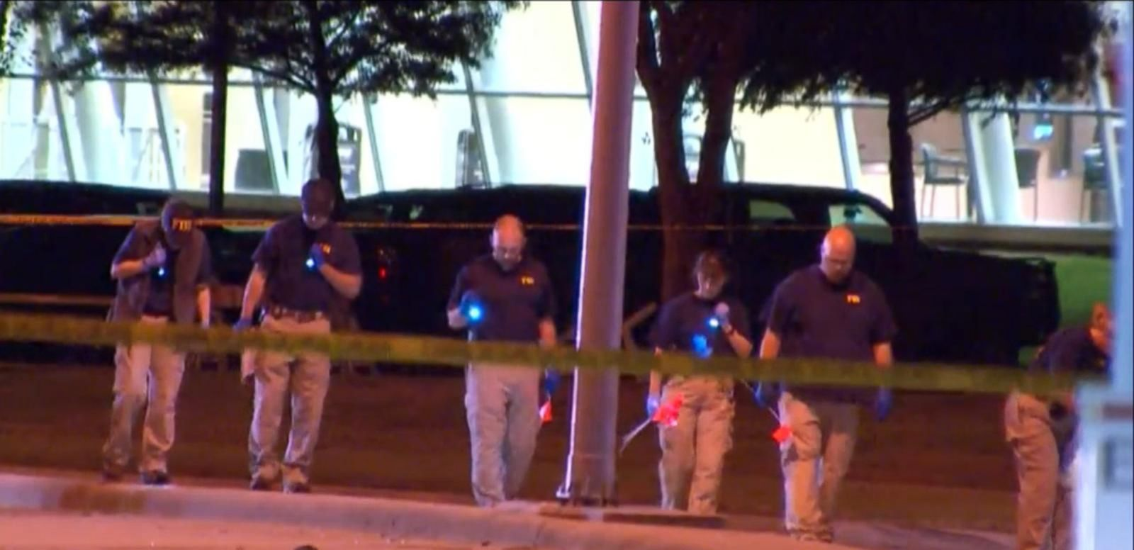 VIDEO: Fatal Shooting Outside 'Draw the Prophet' Exhibit in Texas