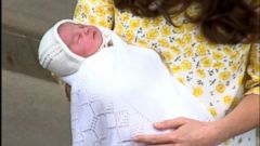 VIDEO: Royal Fans Await Announcement of Baby Girls Name