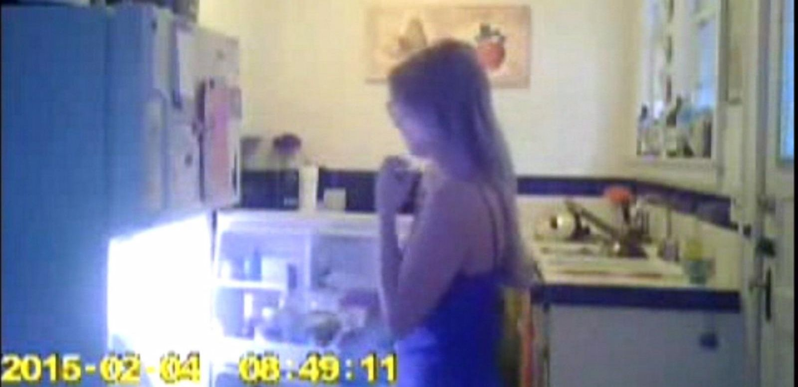 VIDEO: South Carolina Student Caught on Video Allegedly Poisoning Roommates' Food